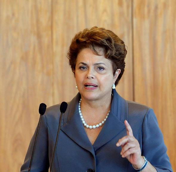 Dilma Rouseff/Ag; Brasil