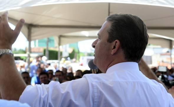 Eduardo Campos  Foto Aloísio Moreira