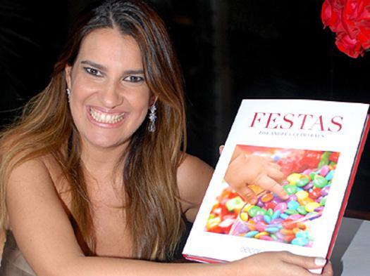 Andrea Guimarães dará curso no Recife. Crédito: 4 Comunicação / Divulgação