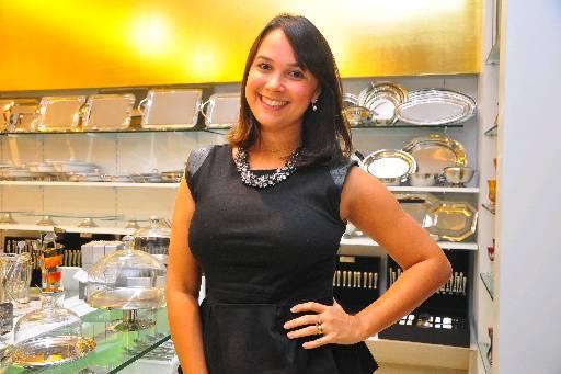A blogueira Nina Lacerda - Crédito: Bruna Monteiro DP/D.A Press