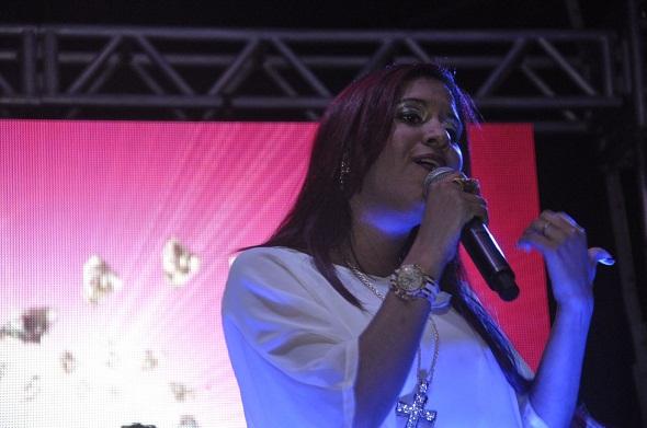 Priscila Senna, da Musa, vai cantar no réveillon em Noronha - Crédito: Máquina 3/Divulgação
