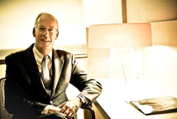 Christian Hallot, embaixador da H. Stern, vem ao Recife - Crédito: Marcelo Liso