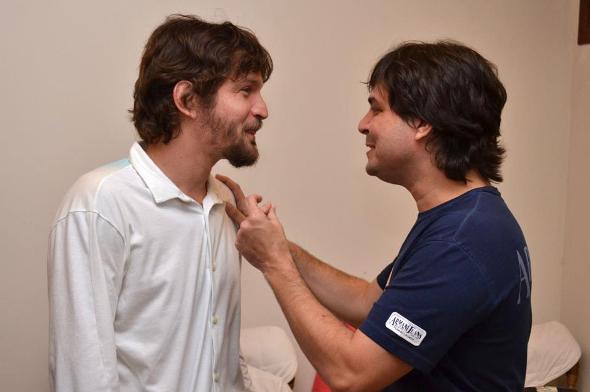 Saulo e Bruno Rêgo - Crédito: Felipe Souto Maior/Divulgação