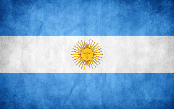Argentina, bandeira