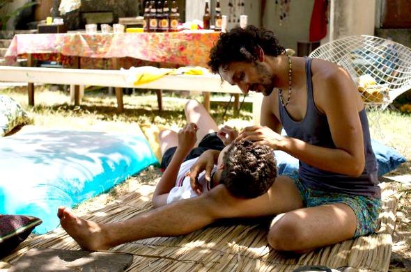 O filme Tatuagem será exibido na abertura do Janela de Cinema, no dia 11 de outubro, no Cinema São Luiz. -  Crédito: Flavio Gusmão/Divulgação