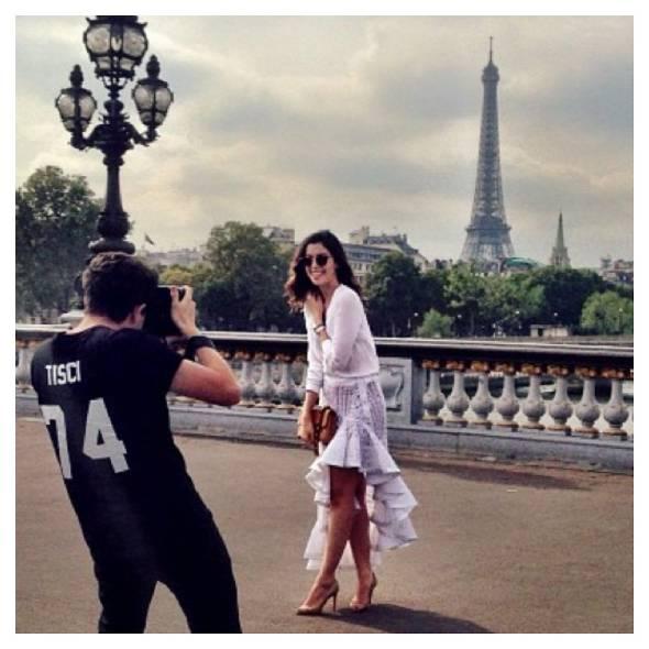 Camila Coutinho clicada esta semana em Paris - Foto: Intagram/Reprodução
