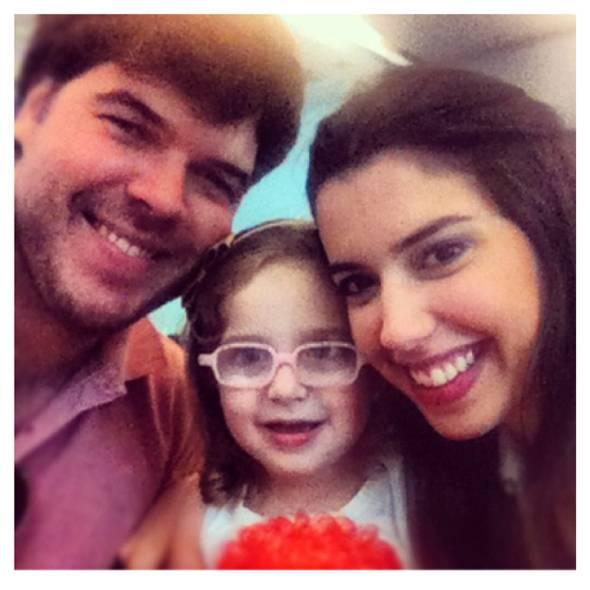 Diego Nunes, Sophia e Camila Coutinho - Foto: instagram/Reprodução