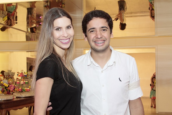 Kris Foster e Bruno Moura - Crédito: Duda Carvalho/Divulgação