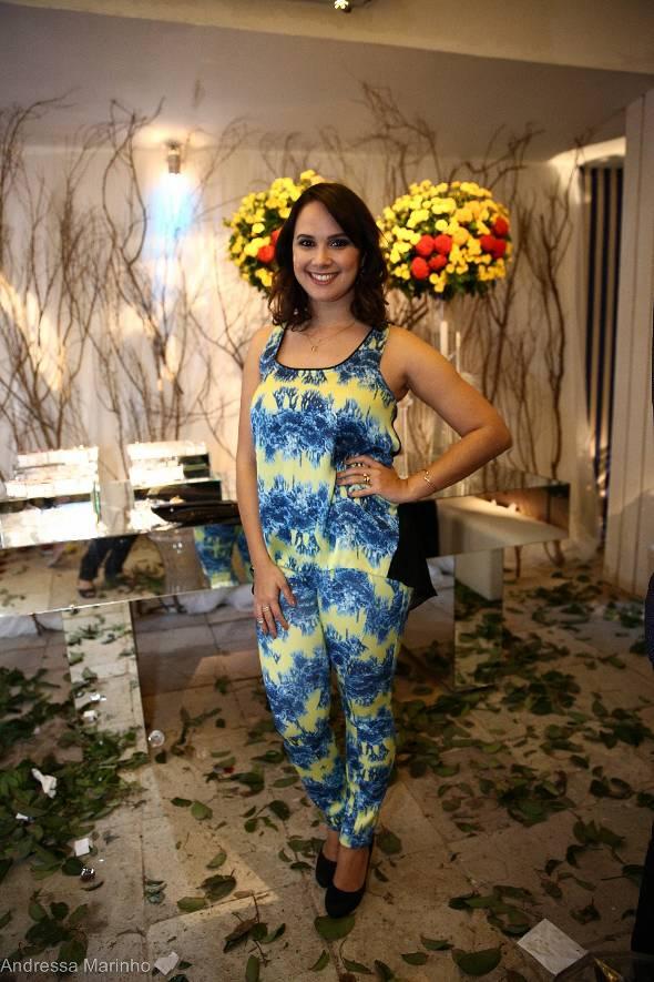 Nina Lacerda - Crédito: Andressa Maranhão/Divulgação