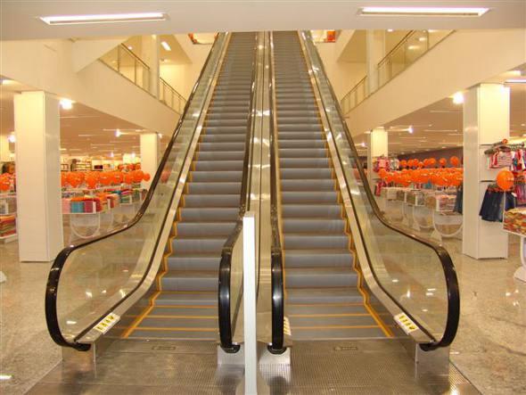 Escada rolante/Divulgação