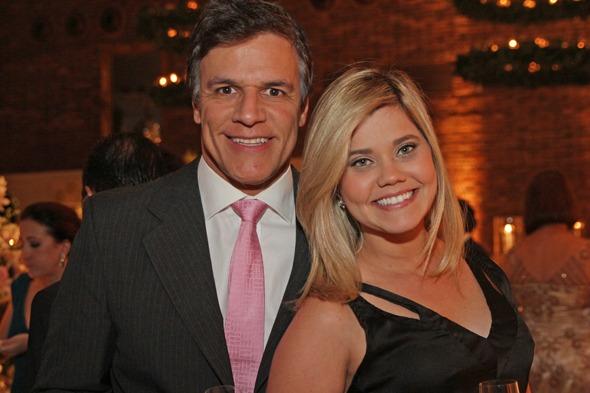 Geraldo Trigueiro e Sophia Mergulhão Crédito: Roberto Ramos/DP/D.A Press