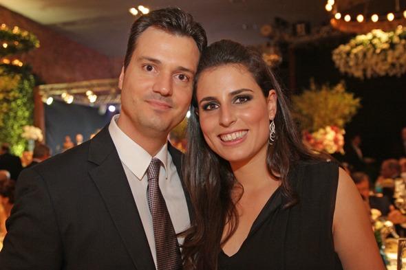 Jorge e Renata Troyko Crédito: Roberto Ramos/DP/D.A Press