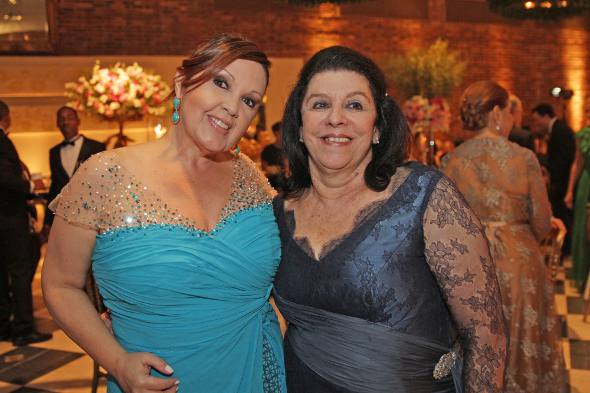 Sheila Wanderley e Celinha Batista