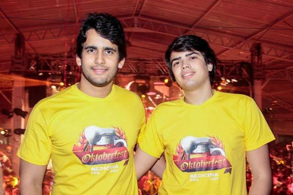 Paulo Labanca e Carlos Carreras - Foto: Duda Carvalho/Innovo Comunicação