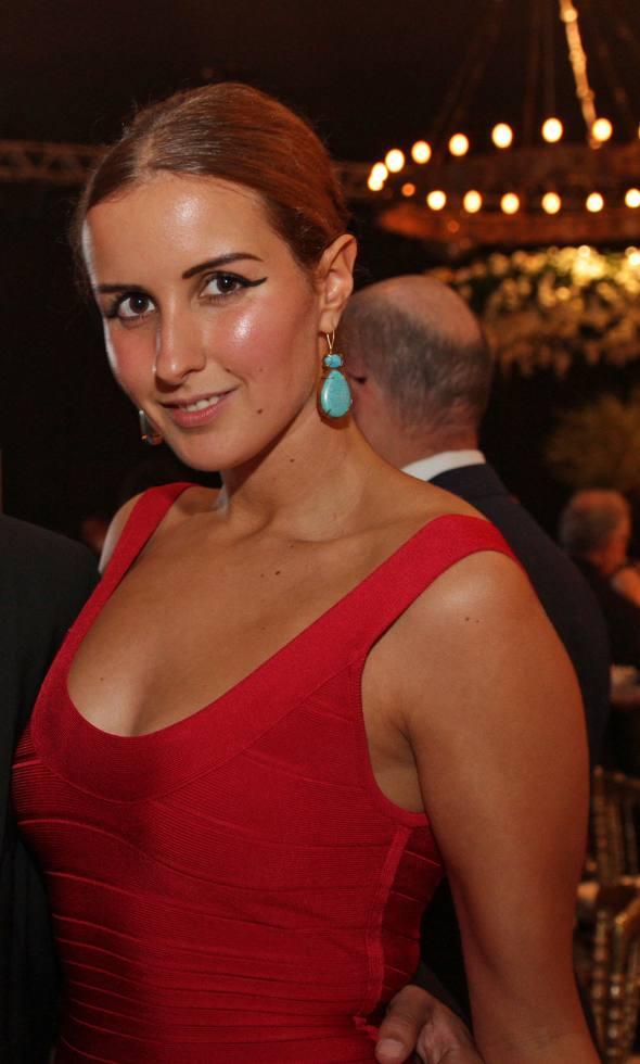 A princesa Noor Al Sabah, do Kuwait
