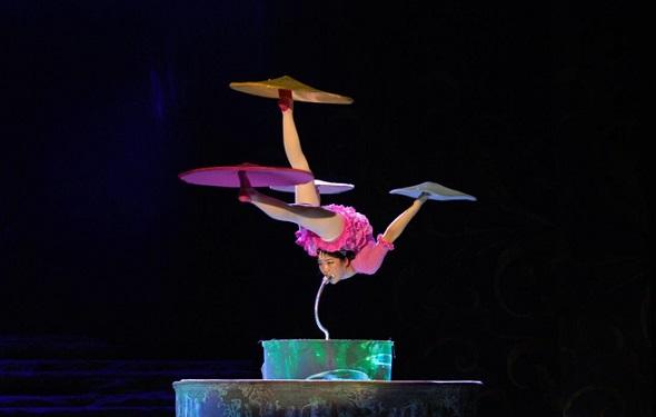 Circo Nacional da China - Crédito: Divulgação