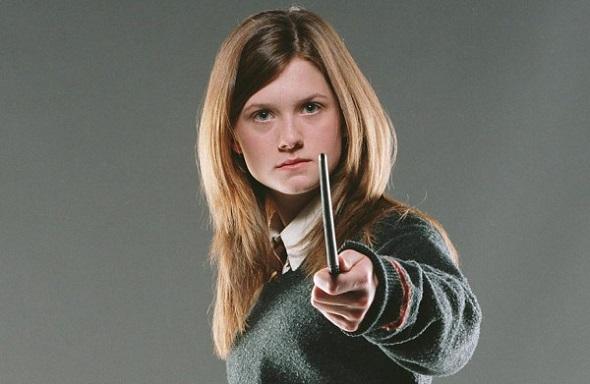 Bonnie Wright, a Gina de Harry Potter - Crédito: Divulgação