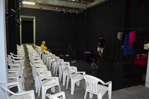 Espaço Fiandeiros - Crédito: Divulgação