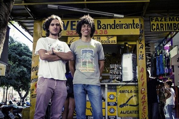 Boogarins - Crédito: Divulgação