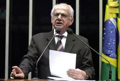 Pedro Simon/Ag. Senado