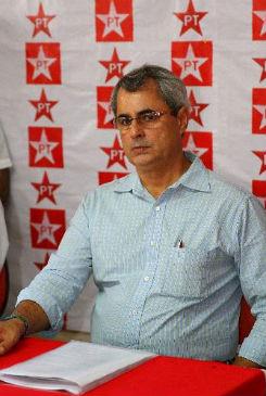 Bruno Ribeiro disputa a presidência do PT em Pernambuco - Foto: Diario de Pernambuco