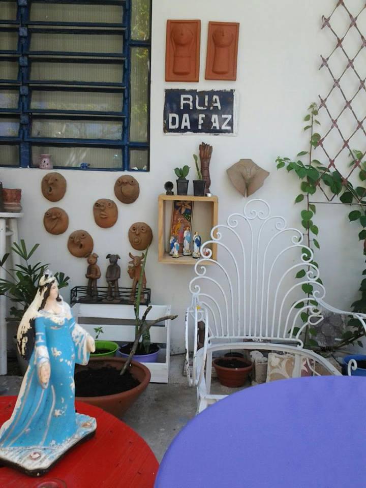 Entrada da Casa Estrela - Foto: Facebook/Luisa Acceti