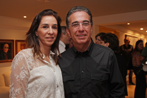 Patrícia e Ivo Gomes Credito: Roberto Ramos/DP/D.A Press