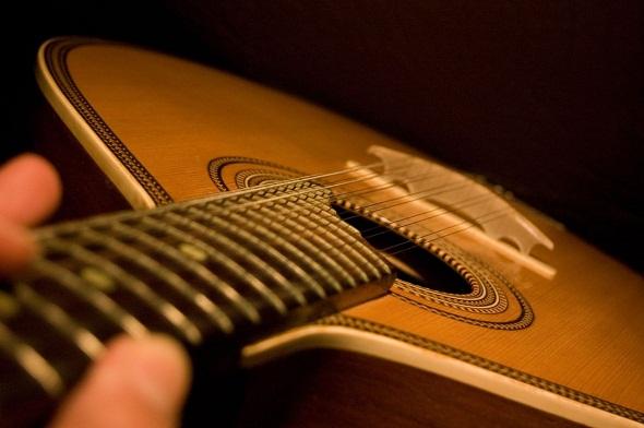 Guitarra portuguesa - Crédito: Feliciano Guimarães/Divulgação