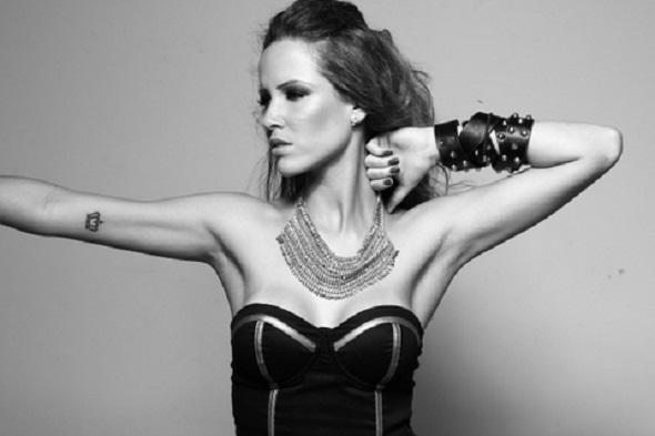 A DJ Morgana Ferrer é uma das atrações - Crédito: Divulgação