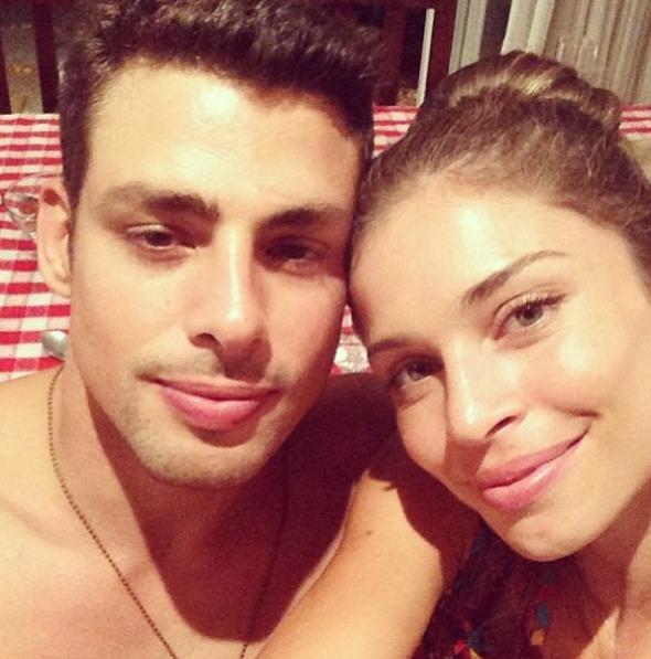 Cauã Reymond e Grazi Massafera estão separados Crédito: Reprodução/Instagram