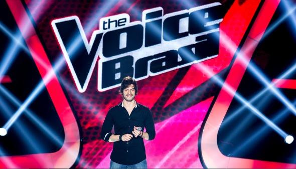 Rafael Furtado entrou para o time de Lulu Santos no The Voice Brasil - Crédito: Isabella Pinheiro/Divulgação