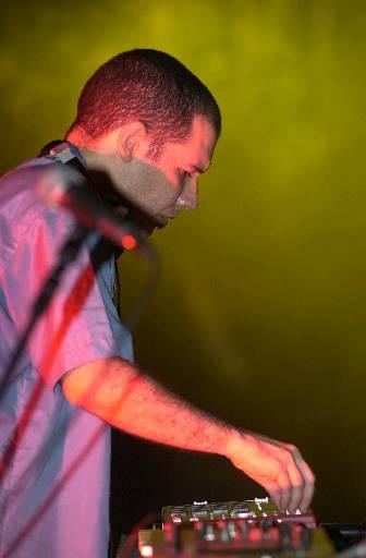 DJ Dolores Crédito: Gil Vicente/DP/D.A Press