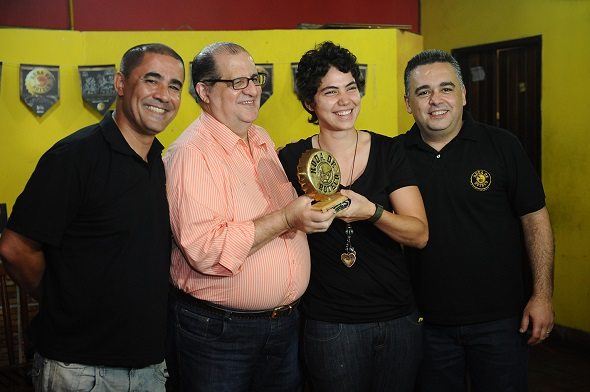 Beto Santos, Ney, Deborah e Raimundo  - Crédito: Armando Arturi/Divulgação