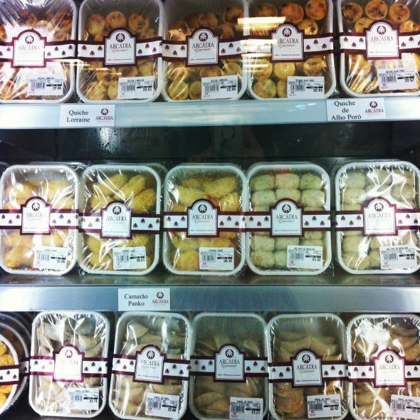 Ravioli, canelone, rotolone de queijo, escondidinho de charque e outras iguarias da Arcadia agora podem ser levadas para casa Crédito: Laís Siqueira/DP/D.A Press