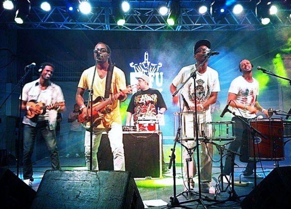 D-Funk in Samba - Crédito: Divulgação