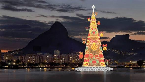 A árvore do ano passado/Bradesco/Divulgação