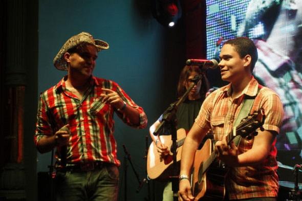 Felipe e Gabriel - Crédito: Divulgação