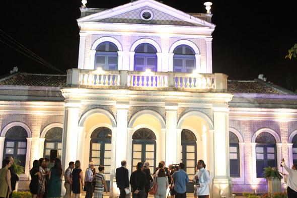 Academia Pernambucana de Letras Crédito:Nando Chiappetta/DP/D.A Press