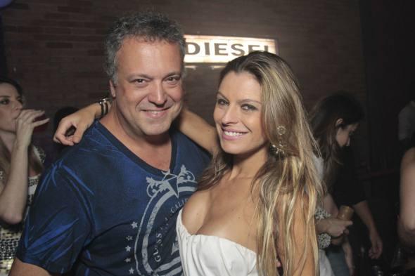 Rodrigo Vieira e Ketry Goetten