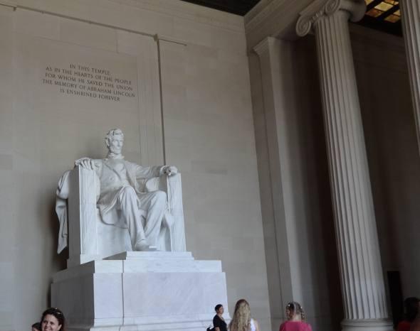 Estátua de Lincoln
