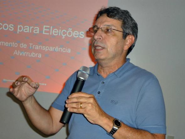 Glauber Vasconcelos - Crédito: MTA/Cortesia