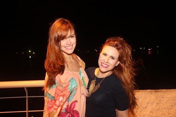 Dulce G ayoso e Giovanna Gayoso - Crédito: Máquina 3/Divulgação