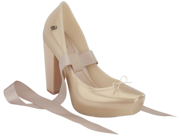 Ballet Heel - Crédito: Melissa/Divulgação