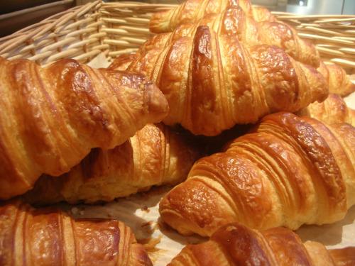 Croissant Crédito: Mary Coffee & Tea/Reprodução