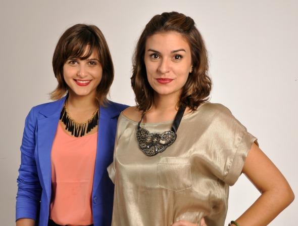 Marina Viturino e Lia Tavares, a dupla por trás da grife d.uas