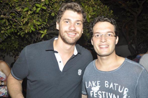 Bruno Alves Melo e Eduardo Valois. Crédito: Máquina 3 / Divulgação