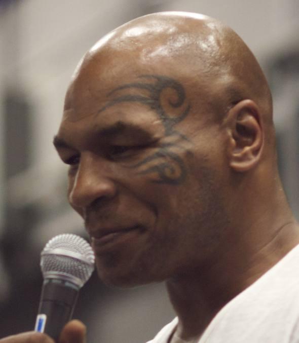 Mike Tyson/Divulgação