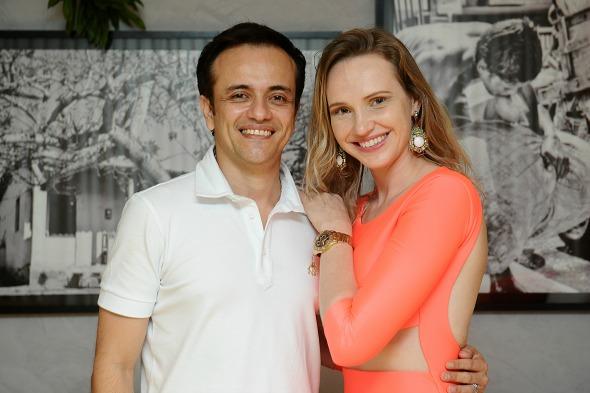 Josemar e Luciane Crédito: Armando Artoni/Divulgação