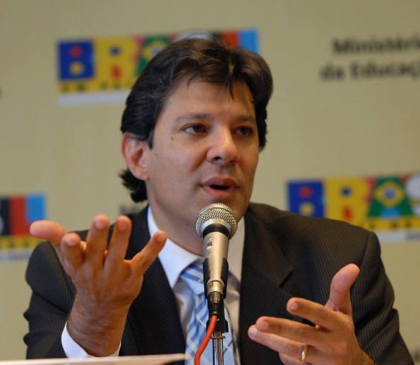 Fernando Haddad/Ag. Brasil