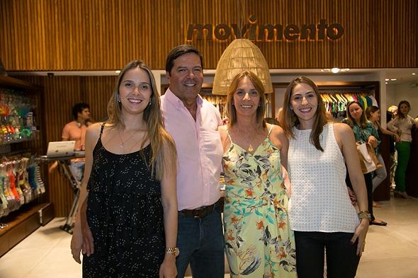 Marina da Fonte, Leucio Marques, Tininha e Maria da Fonte - Crédito: Charles Johnson/Divulgação